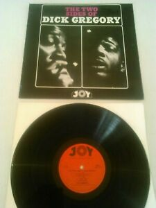 DICK-GREGORY-THE-TWO-SIDES-OF-LP-EX-UK-1ST-PRESS-JOY-121