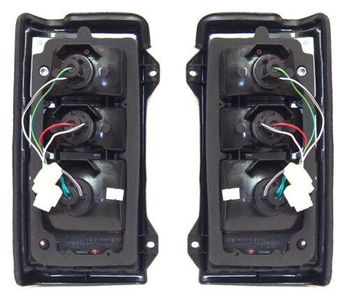 Arrière Feux de signalisation lampe Set GAUCHE DROIT pour NISSAN URVAN E24 1987-2001