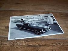 Photo de presse / Press Photograph FORD Mustang Shelby GT 350H //