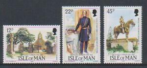 Isle-of-Man-1985-Sir-Mark-Cubbon-set-MNH-SG-300-2