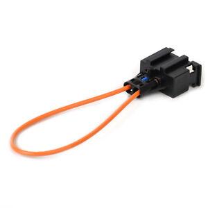 Lichtleiter-Connector-Brueckenstecker-LWL-fuer-MOST-Porsche-VW-BMW-Audi-Mercedes