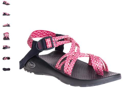 Chaco Zx   2 Classico Fusion rosa Comfort Comfort Comfort Sandali Misure da Donna 5-11   Nib ff777d