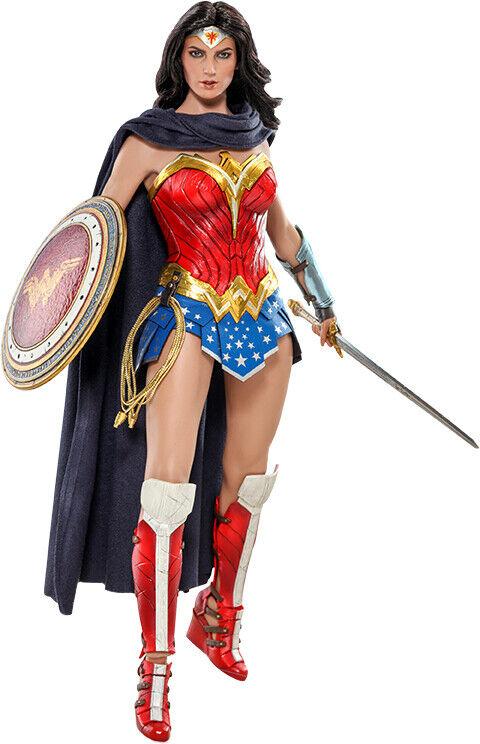 Justice League (2017) - Wonder Woman Comic Concept Version 1 6th Scale Hot Toys