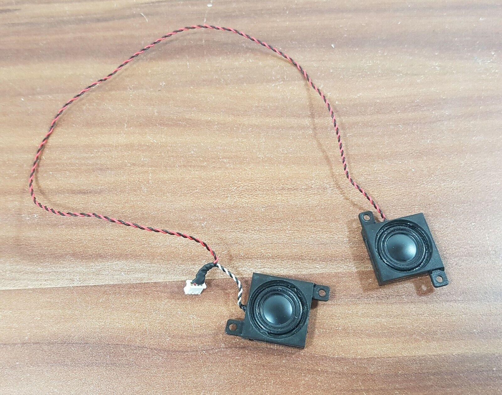 Speaker Speakers L + R 4Ohm 2 Watt from Fujitsu Esprimo Mobile X9515