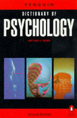 2nd Hand: The Penguin Dictionary of Psychology (Paperback, 1995) - Free P&P