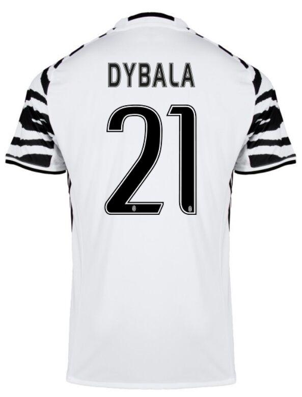 Trikot Adidas Juventus Turin 2016-2017 Third Coppa Scudetto - Dybala [128-XXL]