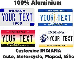 Idaho 1947 License Plate Personalized Custom Auto Bike Motorcycle Moped Key Tag