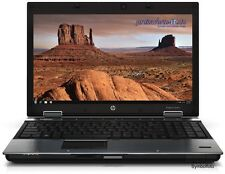 HP EliteBook 8540w - Core I7-Q720 4 x 1,6GHz - 8GB - 250GB - nVidia   Windows 10
