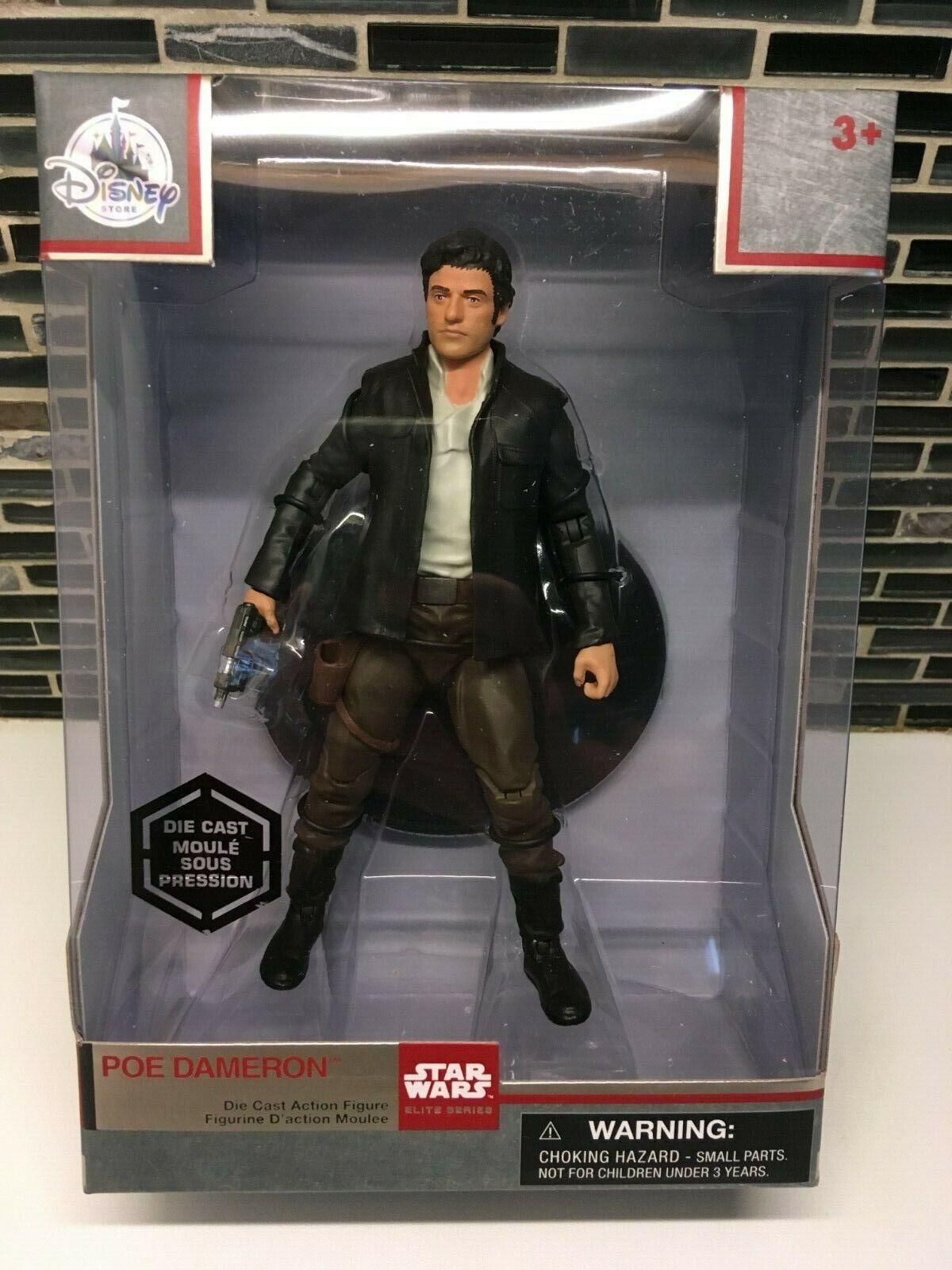 Figurine StarWars : star wars elite series Poe Dameron