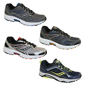 saucony running shoes grid excursion cohesion 9 tr9 sport shoes