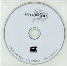 (DG222) Sherwood, Middle of the Night - DJ CD