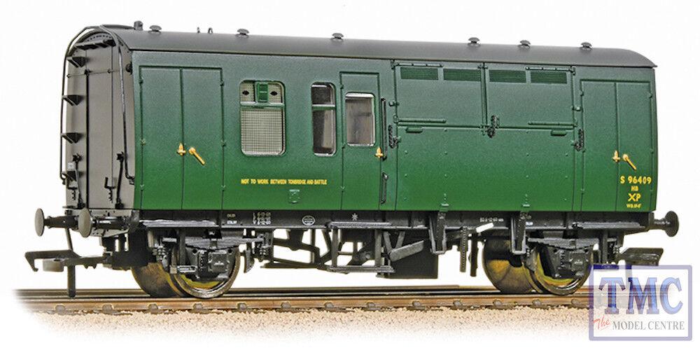 38-526 Bachmann OO Gauge Mk1 Horse Box BR verde (SR) Livery