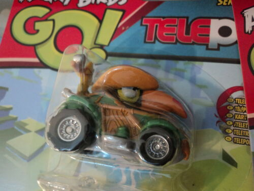 Official Licensed Angry Birds GO Telepods  Series 2