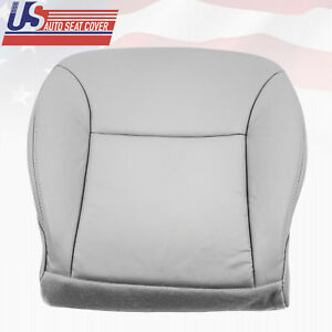 Fine Details About Fits 2002 2006 Lexus Es300 Es330 Driver Bottom Leather Seat Cover Gray Gmtry Best Dining Table And Chair Ideas Images Gmtryco