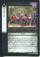 Lord Of The Rings CCG Foil Card MoM 2.U41 Evil Afoot