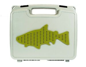 XXL-Streamer-Saltwater-Fly-Boat-Box-with-Silicon-034-Trout-034-Drying-Patch-1488