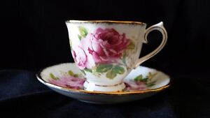Royal-Albert-American-Beauty-Footed-Cup-and-Saucer