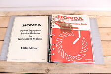 Honda Portable Generator Troubleshooting Guide with Shop Manuals Many Models