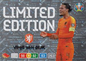 Panini-Adrenalyn-XL-Uefa-Euro-2020-Limited-Edition-Card-zum-aussuchen