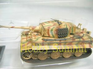 1-72-German-TIGER-1-Late-Type-Totenkopf-Pz-Div-1944-Finished-Tank-Model