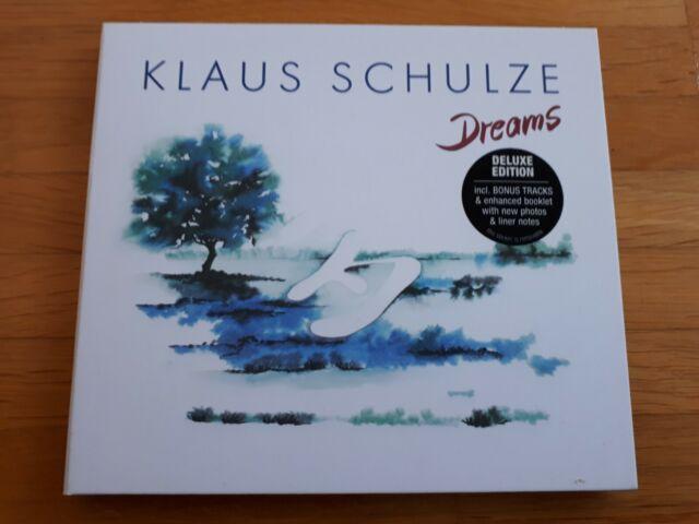 Deluxe Edition CD - Klaus Schulze - Dreams- neuwertig