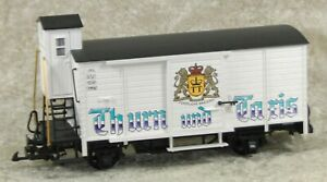 LGB-4126-Bierwagen-Thurn-amp-Taxis