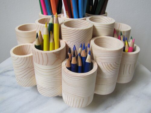 business industrial holds 260 pencils pencil stub deluxe rotating colored pencil holder organizer sdinterfaithdisastercouncil