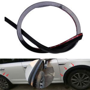 118x3cm-Universal-Auto-Radlauf-Schutzleisten-Verbreiterung-Kotfluegel-Leiste