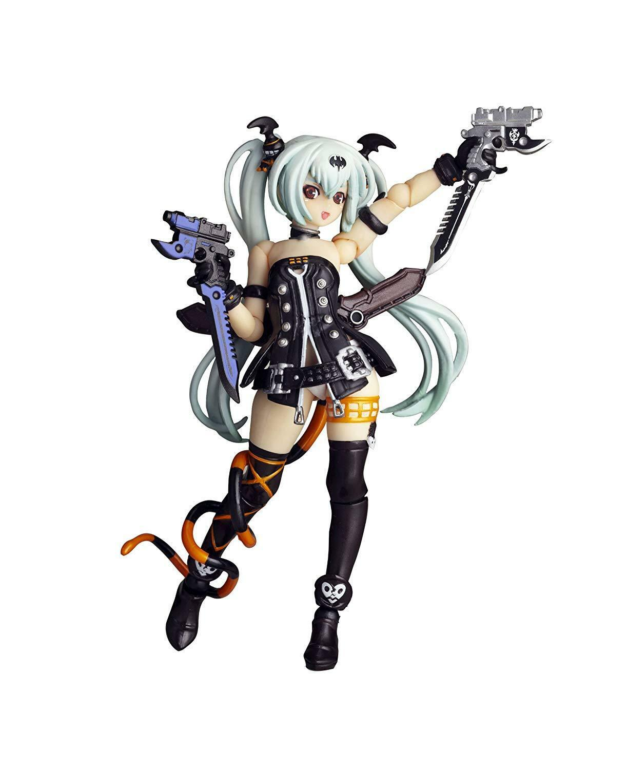 Legacy of Revoltech Queen's Gate GATE Alice  environ 135 mm Figure LR-003 Japan  vente d'usine en ligne discount