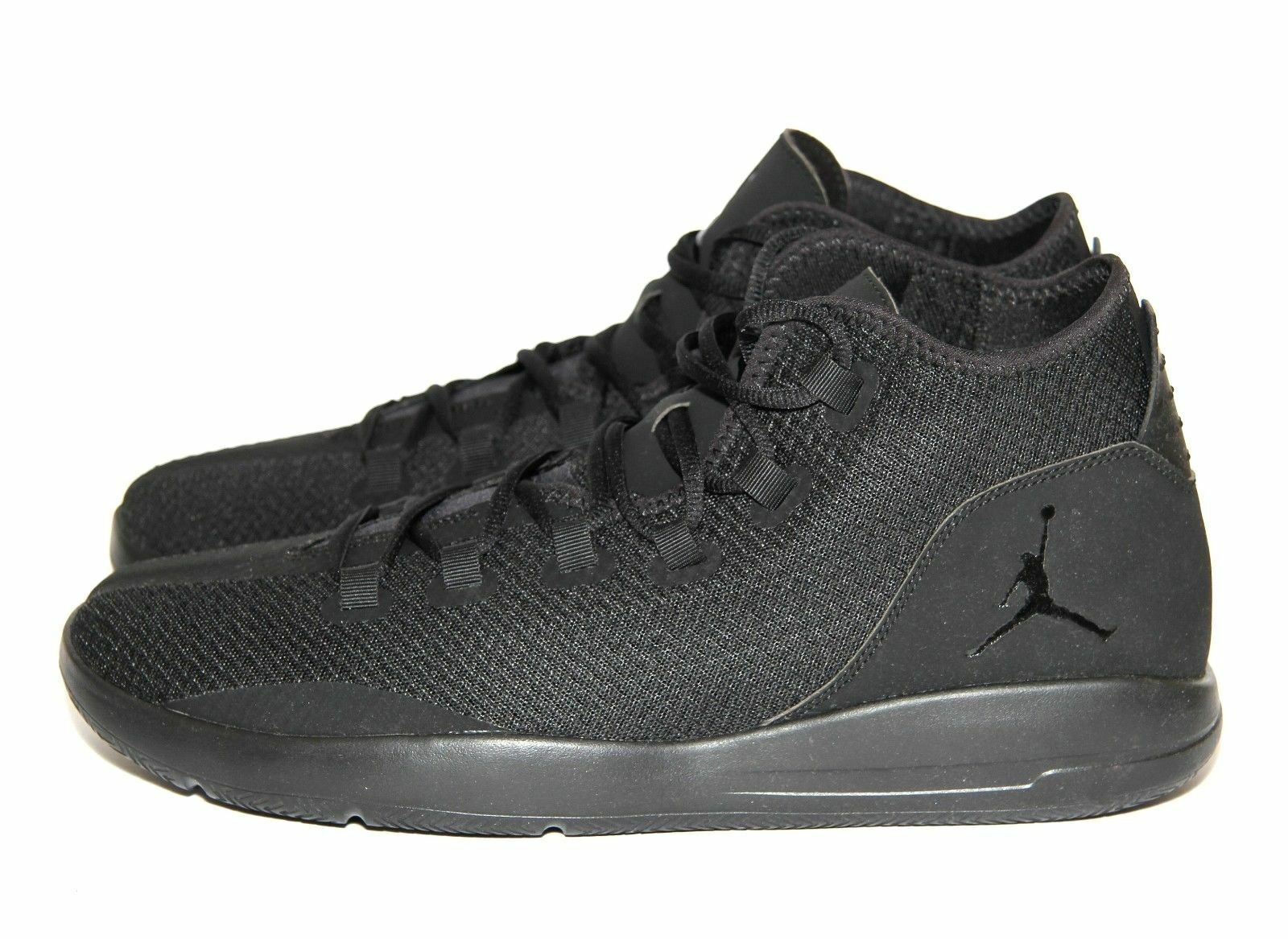 NEW Nike Jordan Reveal Men's 11.5 shoes Black Athletic Jumpman Sneaker