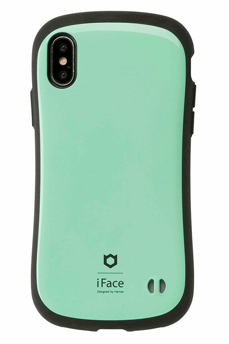 iFace First Class Standard iPhone XS Max case [mint] JAPAN Import