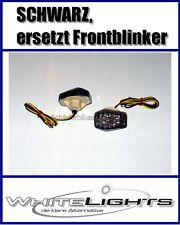Schwarze Blinker Frontblinker Suzuki GSR 600 WVB9 smoked front signals GSR600