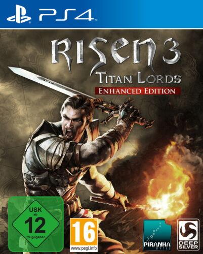 1 von 1 - Risen 3 - Titan Lords (Enhanced Edition) (Sony PlayStation 4, 2016) NEU OVP