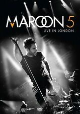 DVD - Maroon 5 - Live In London