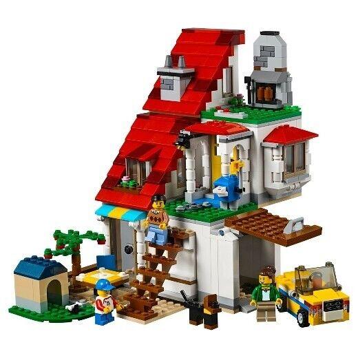 Lego Creator, 31069 Modular Family Villa