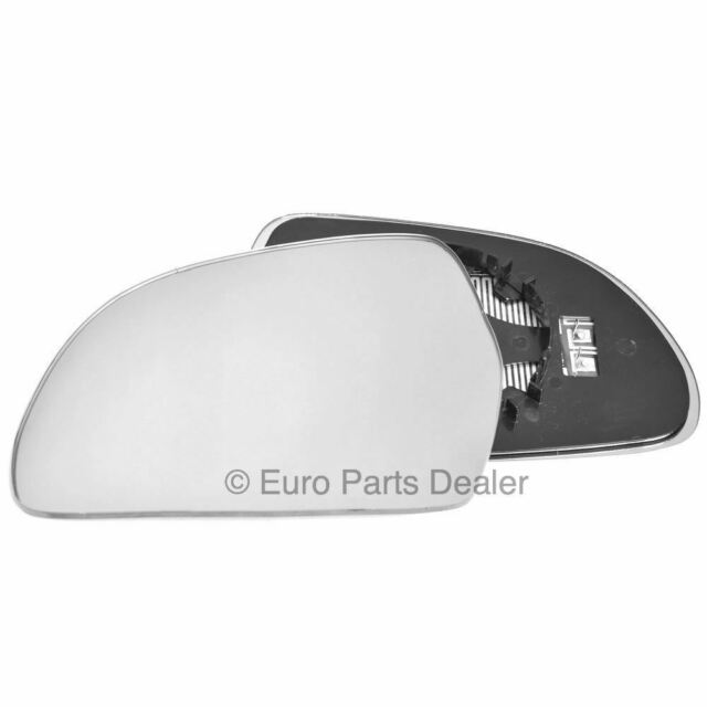 Wing door Mirror Glass Driver side for Audi A5 FL 2009-2016 Heated Blind Spot