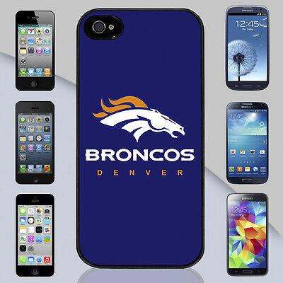 New Denver Broncos Apple iPhone & Samsung Galaxy Case Cover