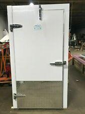 Walk In Cooler Replacement Door 42x 80 Prehung With Plug Frame