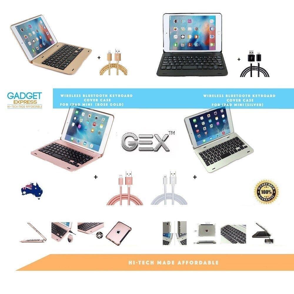 Logitech Wireless Ultrathin Keyboard Cover For Ipad Mini 1 2 3 Black 920 005021 For Sale Online Ebay