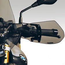 Handprotektor BMW R1200R LC Handschutz, hand protector,hand guards rauchgrau