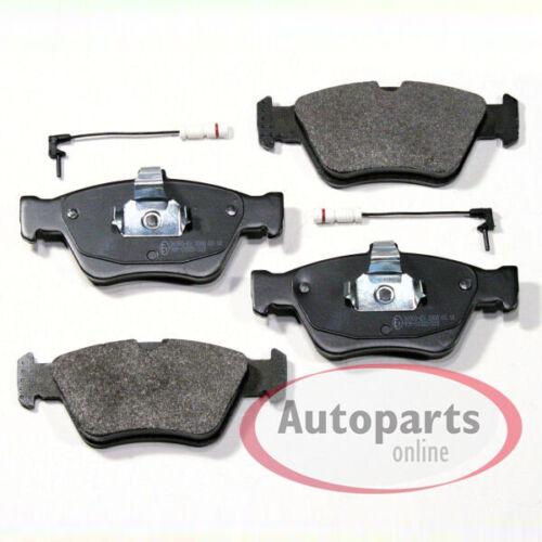Bremsscheiben Bremsen Set Handbremse für vorne hinten Mercedes CLK C208 A208
