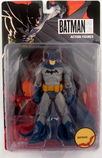 Batman Batman Batman and Son comic series BATMAN 6in Action Figure DC Direct Toys 8c92c1
