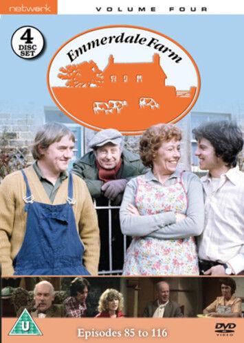 Emmerdale Farm: Volume 4 DVD (2012) Andrew Burt ***NEW***