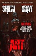 Art by Michael Bray and Matt Shaw (2014, Paperback)