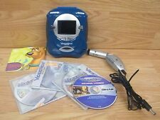Video Now Color - Personal Video Player w/ Car Charger & Extra Discs **READ!**