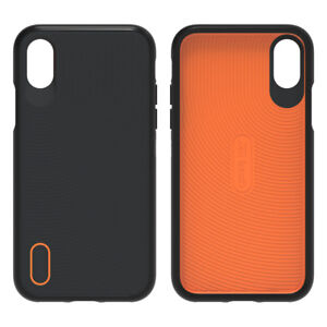 check out eb6fb 47913 Details about Gear4 Battersea Case for iPhone X / XS with D30 Impact  Protection - Black