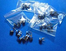 200pcs 20pcs Each 10 Value Variable Resistors Potentiometer Assorted Kit