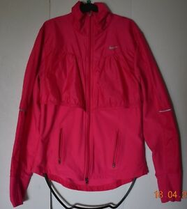 thumb Running jacket hole with