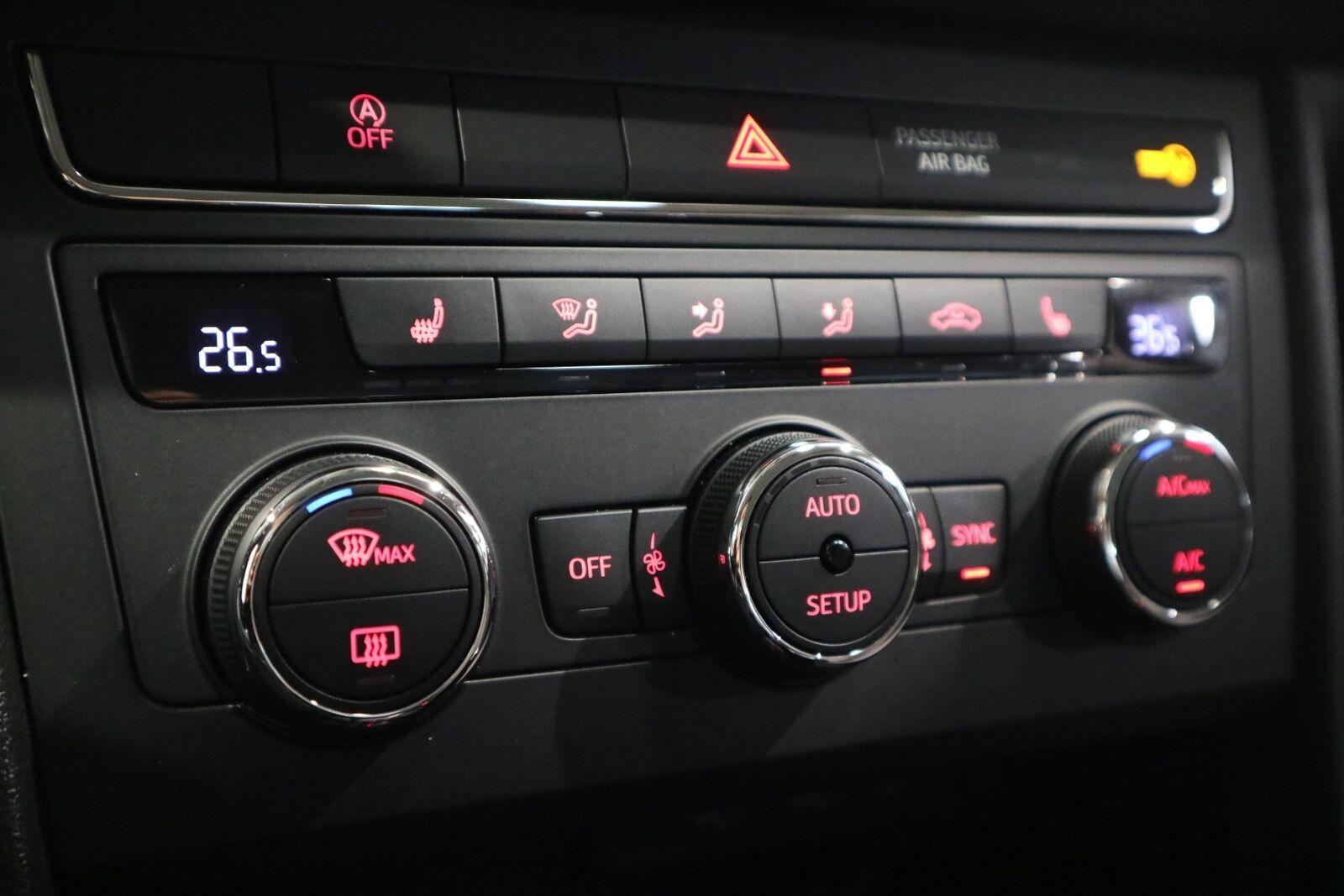 Seat Leon 1,6 TDi 115 Style DSG - billede 9