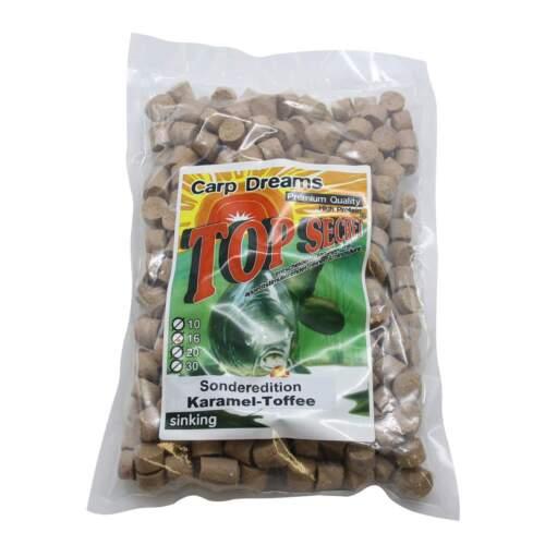 0,52€//100g Top Secret Carp Dream Pellets 1kg 16mm Sonderedition Karpfenköder